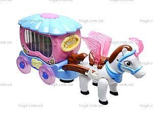 Пони с аксессуарами, детский, HD938, купить