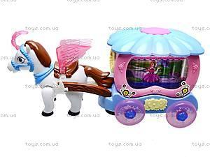 Пони с аксессуарами, детский, HD938, фото