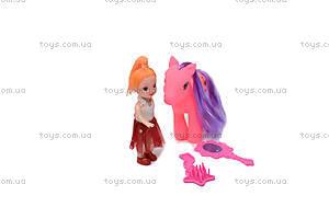 Пони с куколкой, 686-603