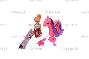 Пони с куколкой, 686-603, отзывы