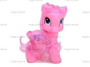Розовый набор пони в коробке, 050, цена