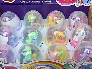 Игрушки пони в коробке, 8205F, фото