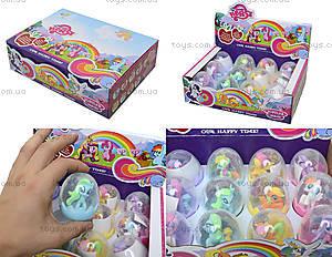 Игрушки пони в коробке, 8205F
