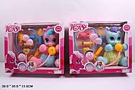 Детская игрушка «Пони» с докторским набором, 1213, фото