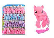 Пони с расческой 20 штук, 8012-1, детские игрушки