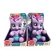 """Пони """"Baby Merry"""", 2 вида, муз, сенсорная волшебная палочка, в кор. 14,5*12,5*22см 72-2, 88420, отзывы"""