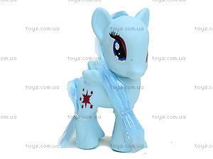 Набор игрушечных пони My Little Horses, L18-3, фото