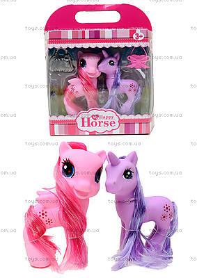 Набор игрушечных лошадок «Пони», L-А15-1, отзывы