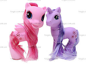 Набор игрушечных лошадок «Пони», L-А15-1, цена