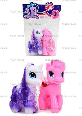 Набор пони в пакете для маленьких принцесс, Р111