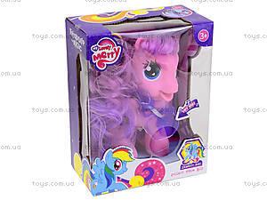 Игрушечная лошадка «Малышка», 88184, детские игрушки