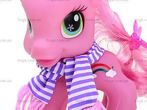 Игрушечный пони с аксессуарами «Единорог», 88158, фото