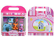 Игровой набор для девочек «Милые пони», L-A15-6, фото