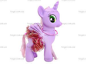 Детская игрушка «Пони с аксессуарами», 88132, купить