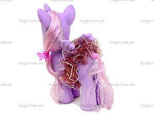 Детская игрушка «Пони с аксессуарами», 88132, фото