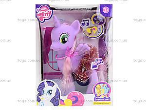 Детская игрушка «Пони с аксессуарами», 88132, отзывы