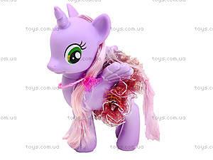 Детская игрушка «Пони с аксессуарами», 88132, цена