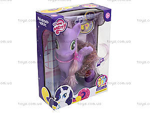 Детская игрушка «Пони с аксессуарами», 88132, игрушки