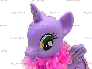 Игрушечный пони с аксессуарами Pony, 0186-18, купить