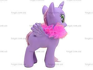 Игрушечный пони с аксессуарами Pony, 0186-18, фото