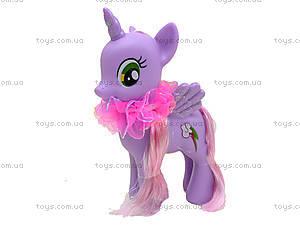 Игрушечный пони с аксессуарами Pony, 0186-18, отзывы