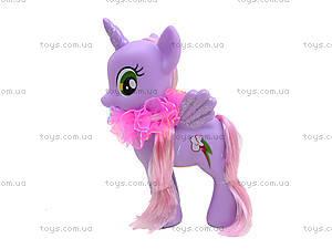 Игрушечный пони с аксессуарами Pony, 0186-18, цена