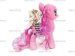 Розовая пони с аксессуарами, 88162, фото