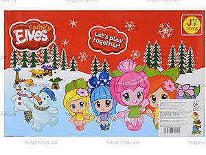 Детский набор пони «Новый год», E3021E, отзывы