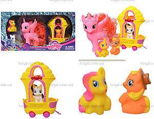 Игровые фигурки пони, для девочки, SM7011