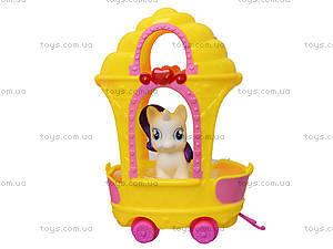 Игровые фигурки пони, для девочки, SM7011, отзывы