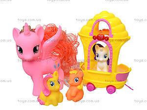 Игровые фигурки пони, для девочки, SM7011, цена