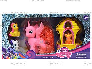 Игровые фигурки пони, для девочки, SM7011, игрушки
