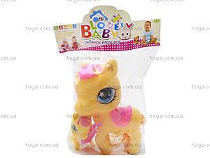Игрушечный пони с ребенком, 1225, купить