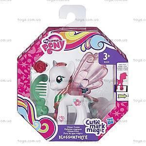 Игровой набор «Пони с блестками», B0357, фото