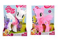 Пони с крыльями и аксессуарами игрушечные, SM1005, отзывы