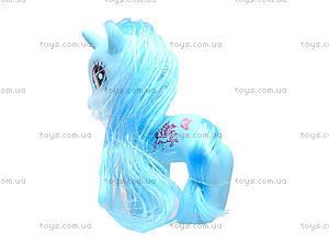 Детская игрушка «Пони с расческой», L-37-2, цена