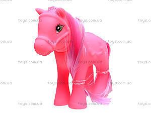 Детская лошадка «Пони с гривой», 11853, купить