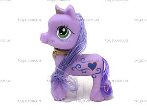 Игрушечный пони для девочек «Сирень», 029, купить
