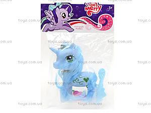 Игрушечный пони для девочек «Сирень», 029, фото