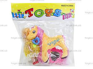 Игровой набор для девочек «Кукла и пони», 109, фото