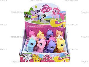 Детский набор виниловых пони, 3221C, игрушки