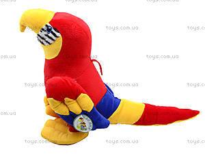 Плюшевый попугай «Жорж», M-CW21062-15, купить