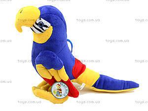 Плюшевый попугай «Жорж», M-CW21062-15, отзывы