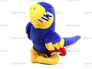 Плюшевый попугай «Жорж», M-CW21062-15, магазин игрушек