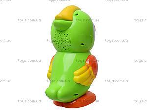 Интерактивный попугай «Умник», 7496, купить
