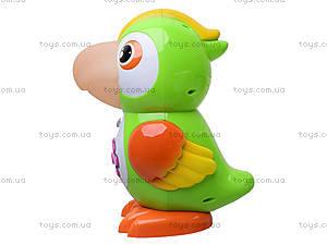 Интерактивный попугай «Умник», 7496, цена