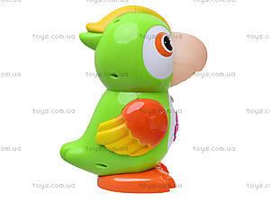 Интерактивный попугай «Умник», 7496, toys.com.ua