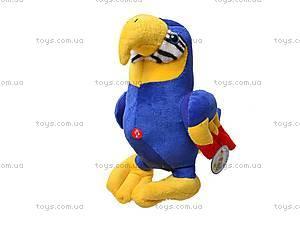 Попугай плюшевый, M-CW21062-1/4, купить