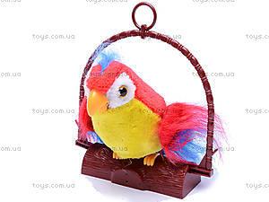 Попугай-повторюха, FOD1088, детские игрушки