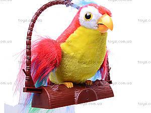 Попугай-повторюха, FOD1088, магазин игрушек